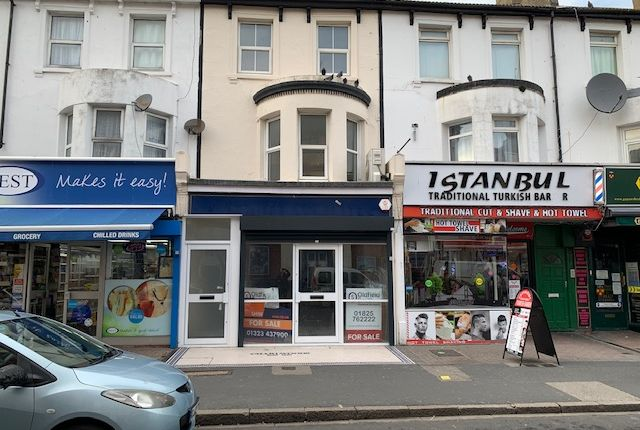 Thumbnail Retail premises for sale in Langney Road, Eastbourne