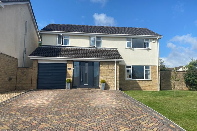 Thumbnail Detached house to rent in Daws Mead, Taunton