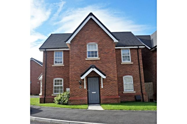 Thumbnail Detached house for sale in Tan Y Bryn Gardens, Aberdare