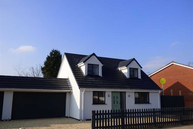 Thumbnail Detached bungalow for sale in Silver Birch, Beachley Road, Chepstow