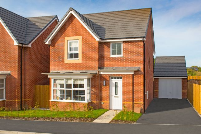 "Thumbnail Detached house for sale in ""Colchester"" at Station Road, Methley, Leeds"