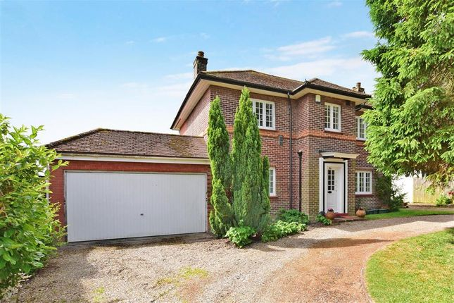 Thumbnail Detached house for sale in Rede Court Road, Strood, Rochester, Kent