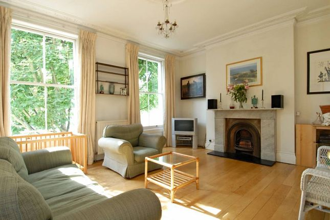 Thumbnail Flat to rent in Stanlake Road, London
