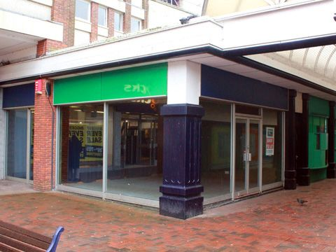 Thumbnail Retail premises to let in The Centre, Margate