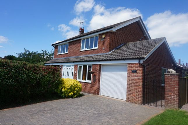 Thumbnail Detached house for sale in Chapel Lane, Caythorpe
