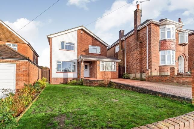 Thumbnail Detached house for sale in Pattens Gardens, Rochester, Kent