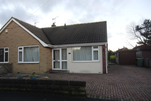Thumbnail Semi-detached bungalow to rent in Westbourne Drive, Garforth, Leeds