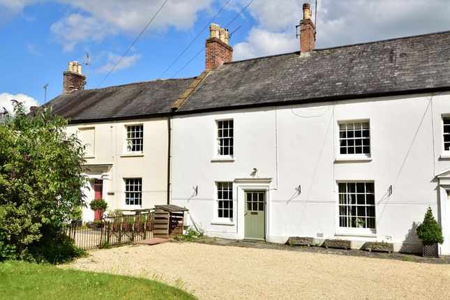 Thumbnail Terraced house for sale in Westbury, Sherborne, Dorset