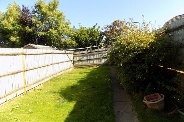 Garden of Luxmoore Way, Okehampton EX20