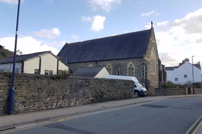 Land for sale in Queens Road, Aberystwyth, Ceredigion