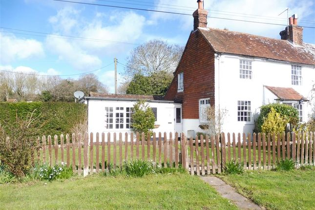 Thumbnail Cottage for sale in North Street, Hellingly, Hailsham