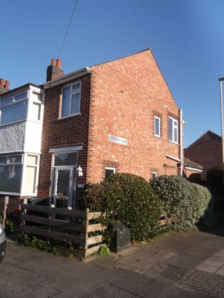 Thumbnail Semi-detached house to rent in Huntingdon Road, Leicester