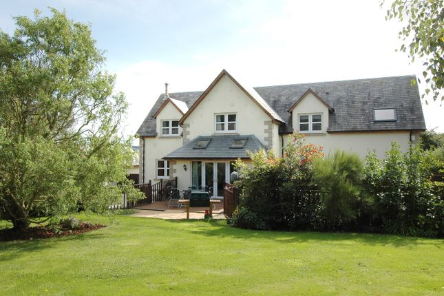 Thumbnail Detached house for sale in Highridgehall, Kelso