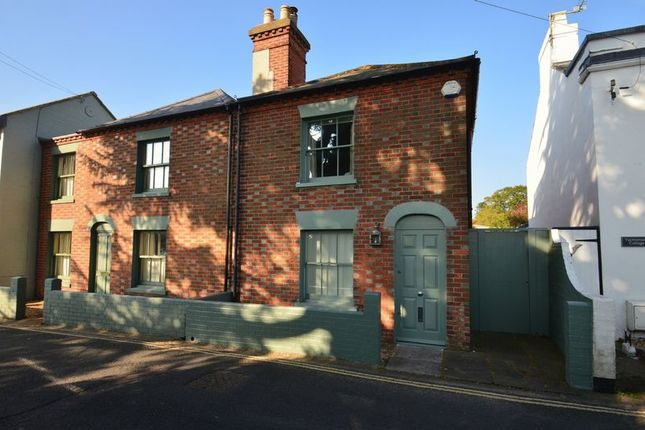 Thumbnail End terrace house to rent in Kings Brook, Everton Road, Hordle, Lymington