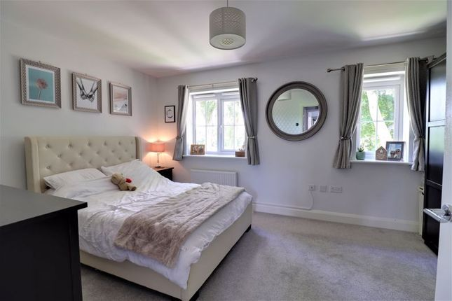 Bedroom One of Manor Grove, Stafford ST16