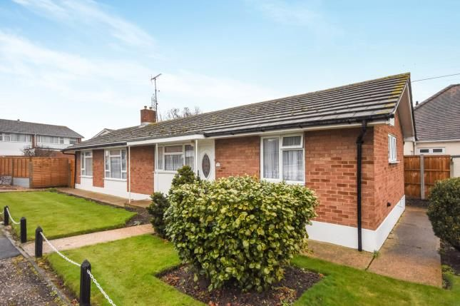 Thumbnail Bungalow for sale in Rochford, Essex, .