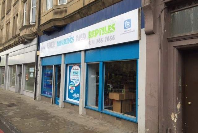 Thumbnail Commercial property for sale in 14-16 Gorgie Road, Edinburgh