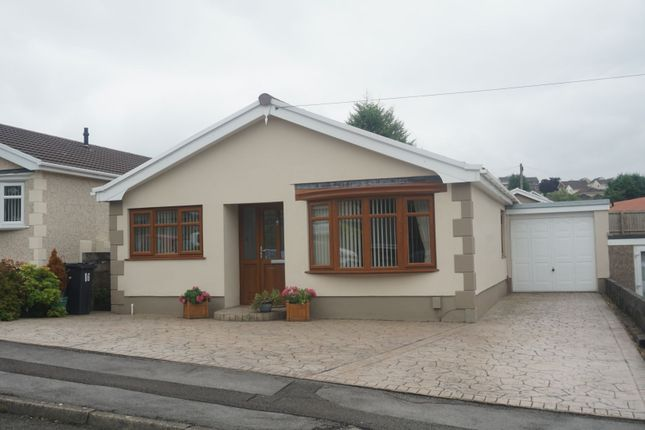 Thumbnail Detached bungalow for sale in Heol Uchaf, Neath