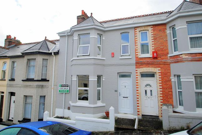 Thumbnail Terraced house for sale in Kinross Avenue, Plymouth