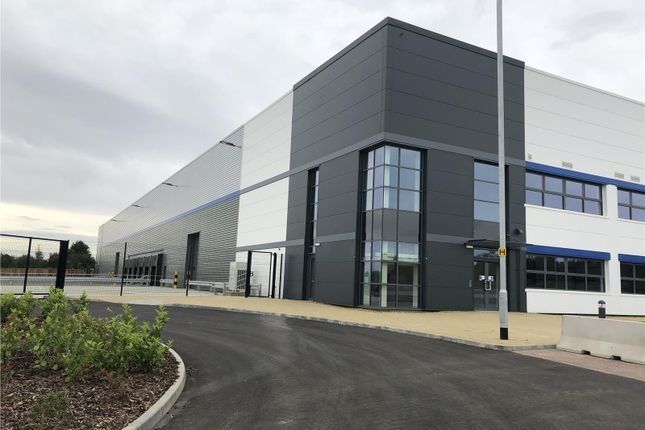 Thumbnail Warehouse for sale in Unit 2, Cransley Park, Kettering, Northamptonshire