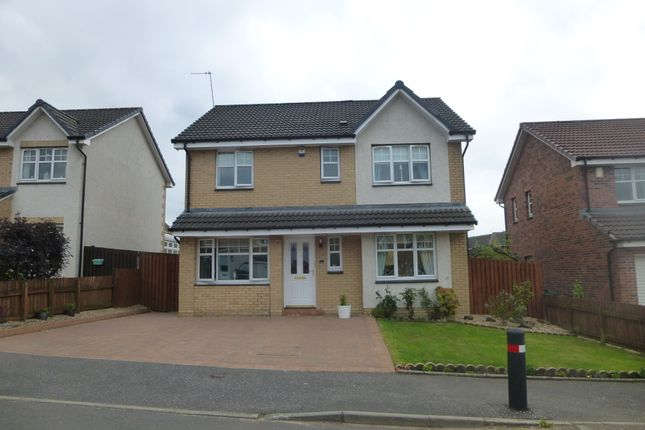 Thumbnail Detached house for sale in Locher Walk, Coatbridge