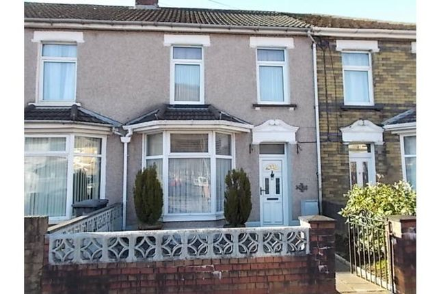 Thumbnail Terraced house for sale in Cobden Street, Cross Keys, Newport