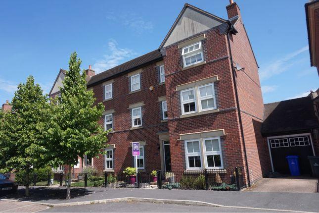 5 bed semi-detached house for sale in Partington Square, Sandymoor, Runcorn WA7