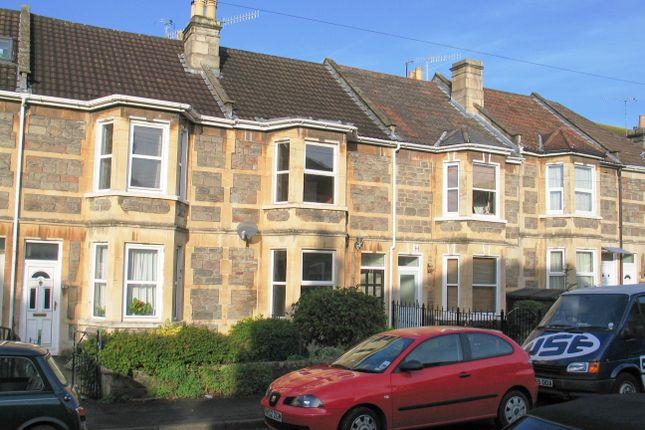 Thumbnail Terraced house to rent in Triangle West, Bath