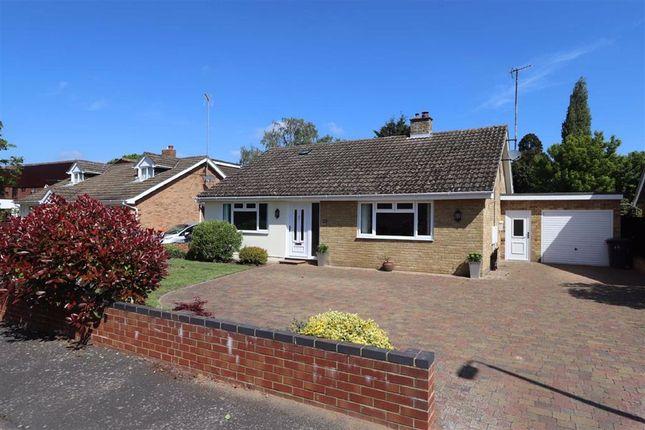 Thumbnail Detached bungalow for sale in Carlton Grove, Heath And Reach, Leighton Buzzard