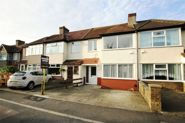 Thumbnail Terraced house for sale in Park Mead, Blackfen, Kent