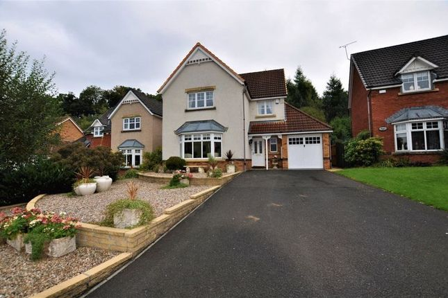 Thumbnail Detached house for sale in Cruckburn Wynd, Cambusbarron, Stirling