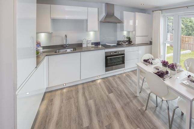"""Thumbnail End terrace house for sale in """"Forbes 1"""" at Loirston Road, Cove Bay, Aberdeen"""