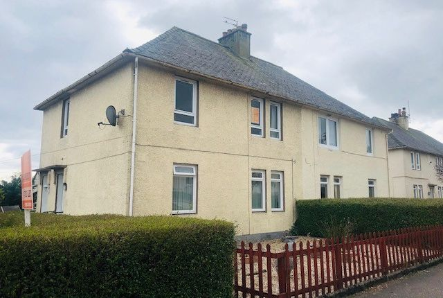 Thumbnail Flat to rent in 4 Gibson Street, Kilmarnock