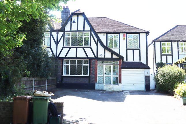 Thumbnail Semi-detached house to rent in Belmont Rise, Belmont, Sutton