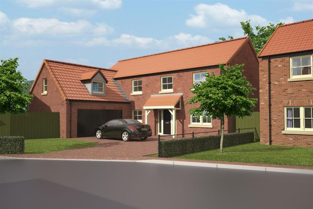 Thumbnail Detached house for sale in Plot 14 Farefield Close, Dalton, Thirsk
