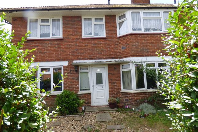 Thumbnail Maisonette For Sale In Lye Copse Avenue Farnborough