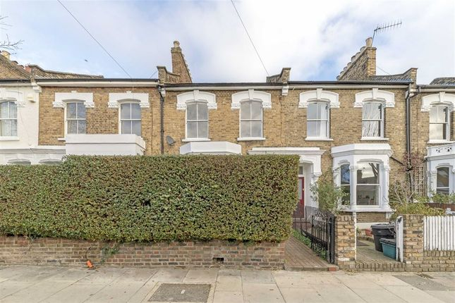 Thumbnail Terraced house to rent in Beversbrook Road, London