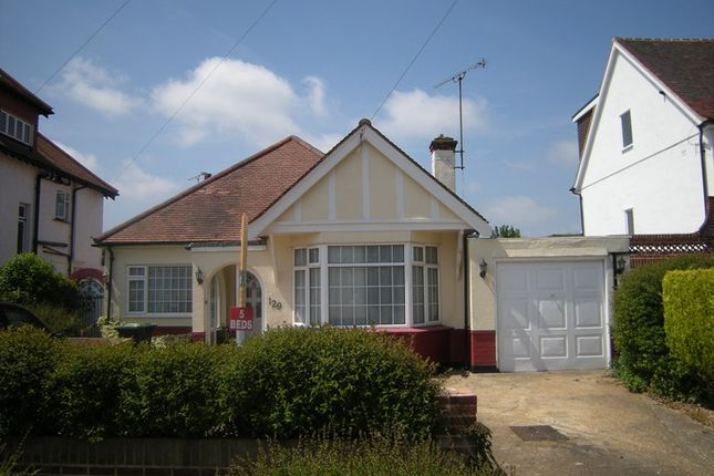 Thumbnail Detached bungalow to rent in St James Avenue, Thorpe Bay, Southend-On-Sea