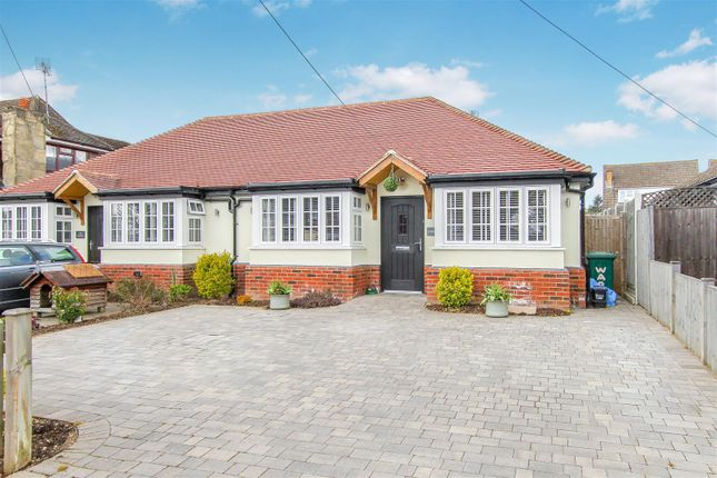 3 bed semi-detached bungalow for sale in Wyatts Green Lane, Wyatts Green, Brentwood CM15