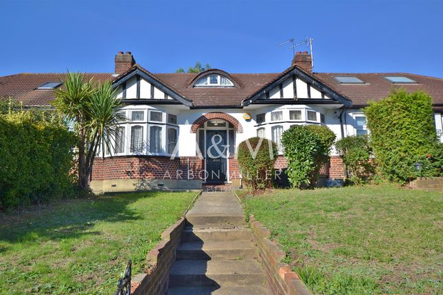 Thumbnail Terraced bungalow for sale in Horns Road, Ilford