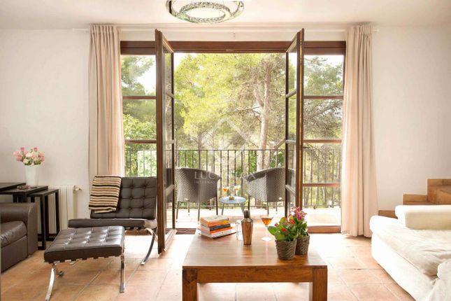 Thumbnail Villa for sale in Spain, Barcelona, Sitges, Olivella / Canyelles, Sit24893