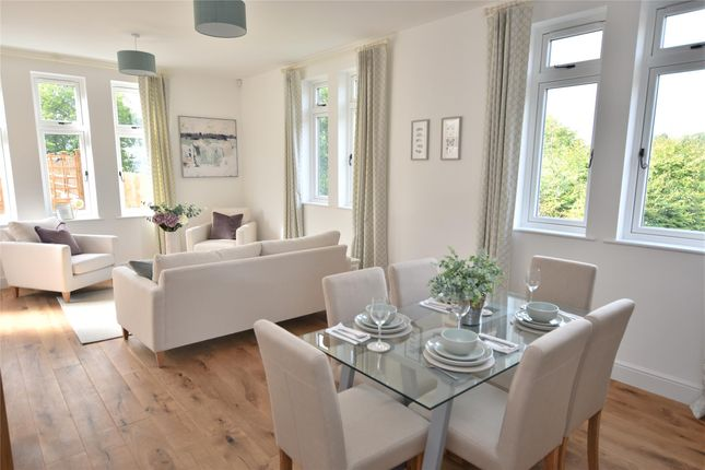 Thumbnail Terraced house for sale in Heather Rise, Batheaston, Bath
