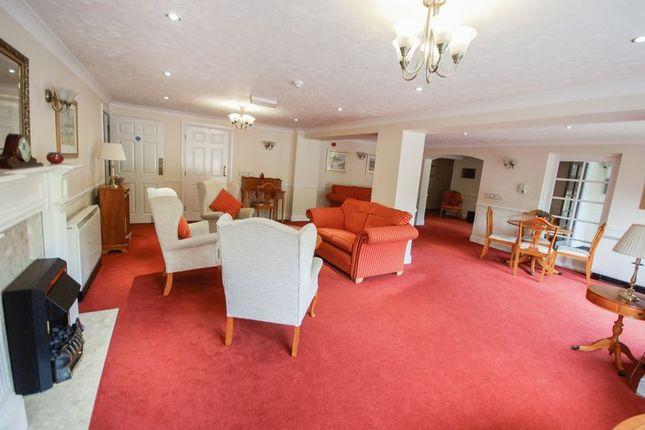 Residents Lounge of Sanford Court, Sunderland SR2
