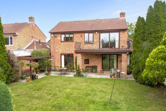 Thumbnail Detached house for sale in Sally Barn Close, Longwell Green, Bristol