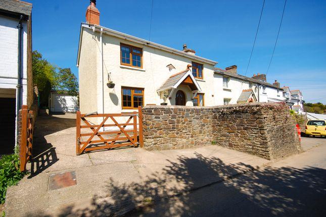 Thumbnail Cottage for sale in Littleham, Bideford