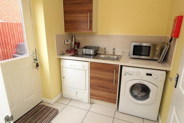 Utility Room of John Hall Close, Hengrove, Bristol BS14