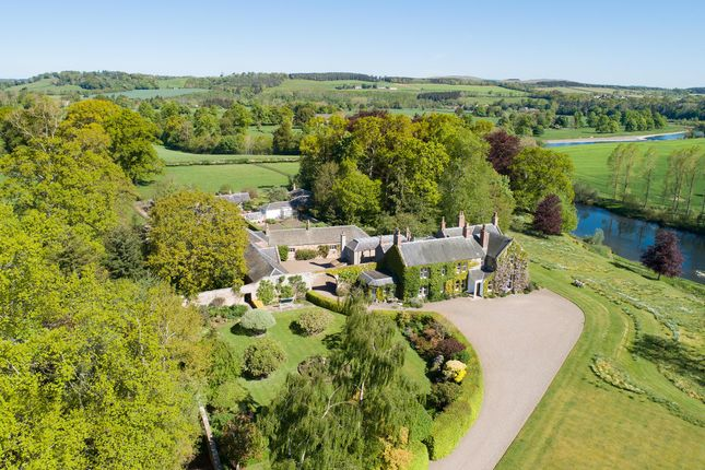 Thumbnail Detached house for sale in St Boswells, Roxburghshire