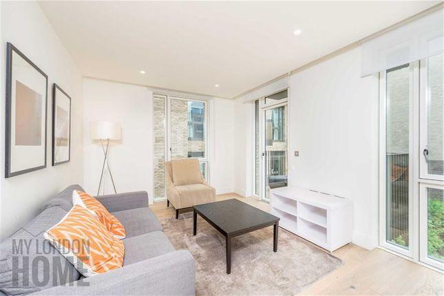 Thumbnail Flat for sale in Atrium Apartments, Ladbroke Grove, London
