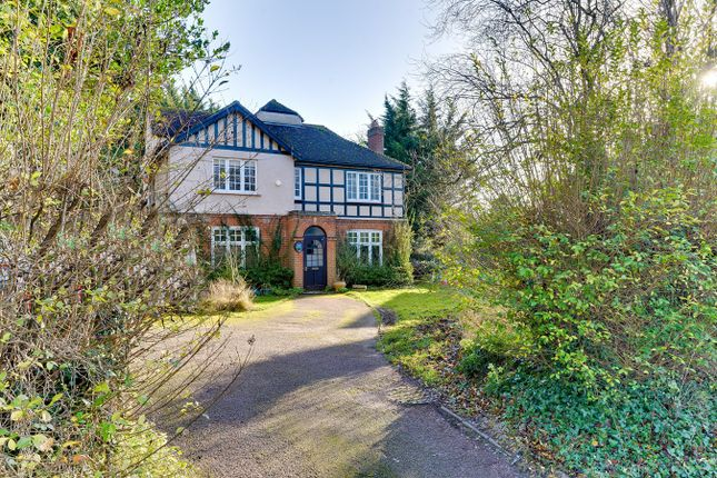 Thumbnail Detached house for sale in Melbourn Road, Royston