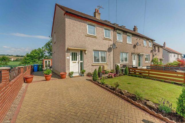 Thumbnail End terrace house for sale in Thorndale Gardens, Bonnybridge, Stirlingshire